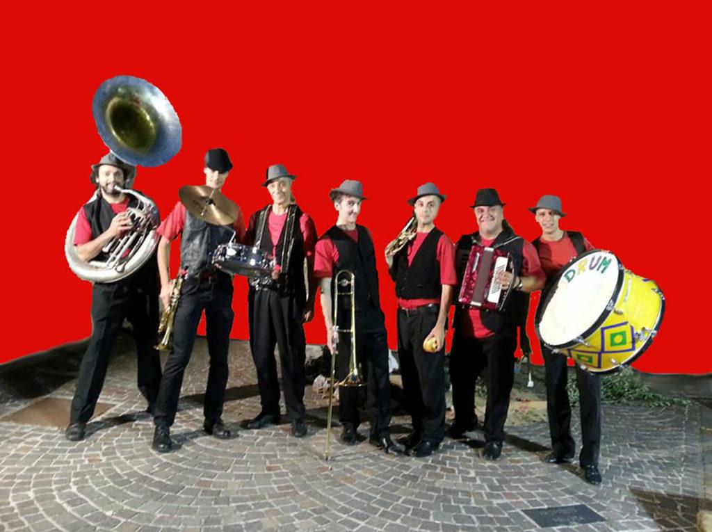 banda itinerante