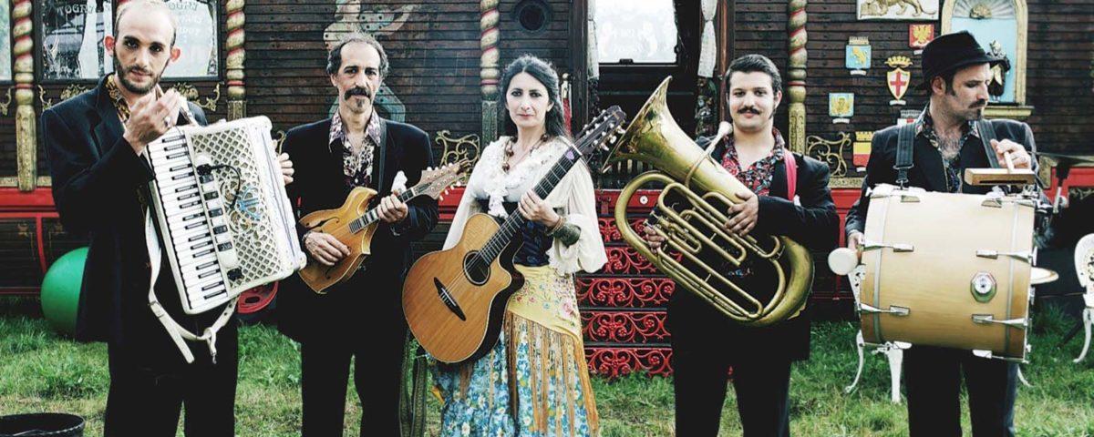 musica balcanica